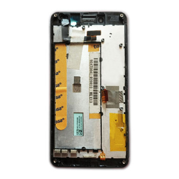 Asus Padfone Infinity A86 LCD Screen Digitizer Assembly with Frame Black | Parts4Repair.com