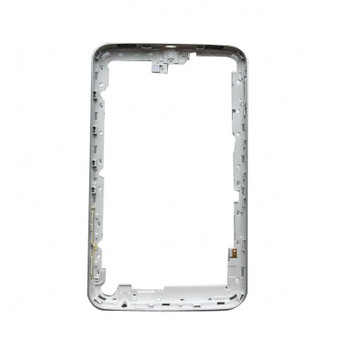 Samsung Galaxy Tab 3 7.0 P3200 T210 Front Bezel Silver | Parts4Repair.com