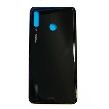 Huawei P30 Lite Nova 4e Back Glass with Adhesive (24MP) Black | Parts4Repair.com