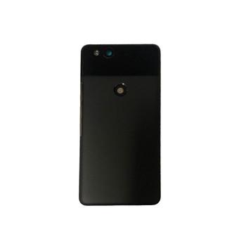 Google Pixel 2 Back Housing Cover with Side Keys Black | Parts4Repair.com