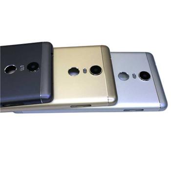 Lenovo K6 Note Back Housing Cover witout Side Keys Gold | Parts4Repair.com