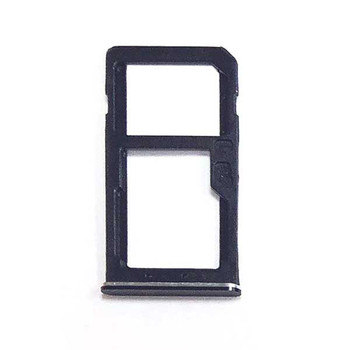 Nokia 6 SIM Tray Black | Parts4Repair.com