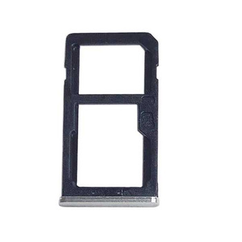 Nokia 6 SIM Tray White   Parts4Repair.com