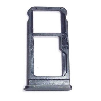 Nokia 6.1 SIM Tray Black | Parts4Repair.com