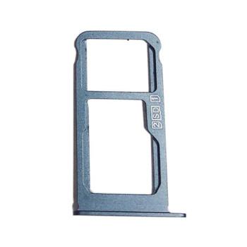 Nokia 6.1 Plus X6 SIM Tray Blue | Parts4Repair.com