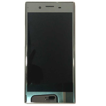 Screen with Frame Replacement for Sony Xperia XZ Premium | Parts4Repair.com