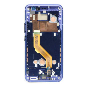 HTC U11 Screen Assembly with Frame Sapphire Blue | Parts4Repair.com
