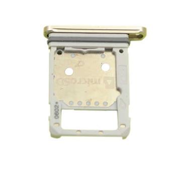 Samsung Galaxy S7 Active G891A SIM Tray Gold | Parts4Repair.com