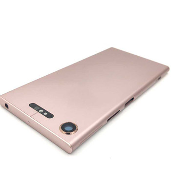 Sony Xperia XZ1 G8341 G8342 Back Housing Cover Pink | Parts4Repair.com