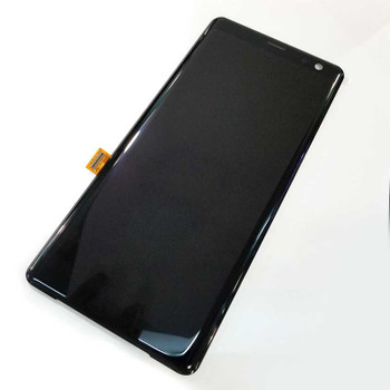 Sony Xperia XZ3 LCD Screen Digitizer Assembly Black | Parts4Repair.com