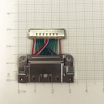 Microsoft Surface Pro5 1796 Charging Port Connector from www.parts4repair.com