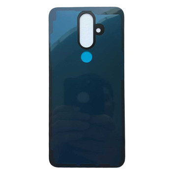 Nokia X71 Back Glass Cover Black | Parts4Repair.com