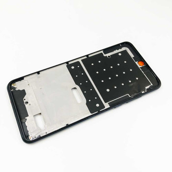 Huawei P30 Lite Nova 4e Middle Frame with Side Keys Black | Parts4Repair.com