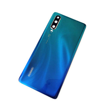 Huawei P30 Back Housing Cover with Camera Lens Aurora | Parts4Repair.com