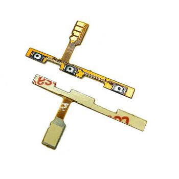 Huawei Nova 5i Side Key Flex Cable | Parts4Repair.com