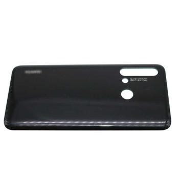 Huawei Nova 5i Back Housing without Camera Lens Black | Parts4Repair.com