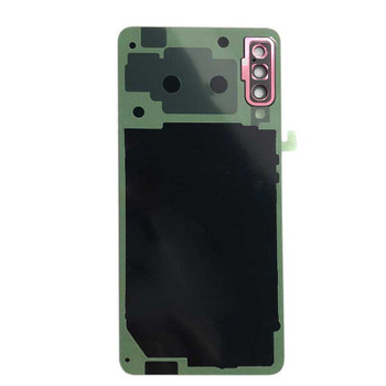 Samsung Galaxy A7 2018 A750 Back Housing Cover Black   Parts4Repair.com