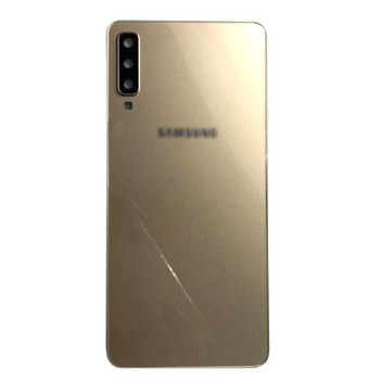Samsung Galaxy A7 2018 A750 Back Housing Cover Gold   Parts4Repair.com