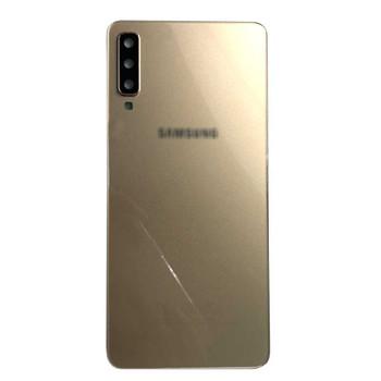 Samsung Galaxy A7 2018 A750 Back Housing Cover Gold | Parts4Repair.com