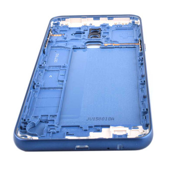 Samsung Galaxy J8 J810 Back Housing Cover Blue | Parts4Repair.com