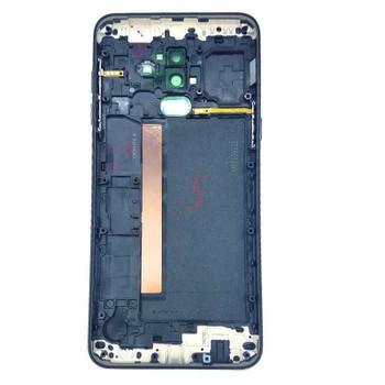 Samsung Galaxy J8 J810 Back Housing Cover Black | Parts4Repair.com