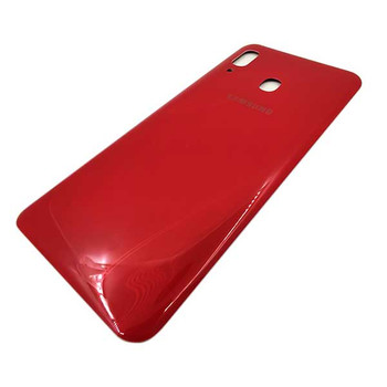 Samsung Galaxy A30 A305 Back Housing Cover Red | Parts4Repair.com