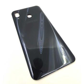 Samsung Galaxy A30 A305 Back Housing Cover Black | Parts4Repair.com