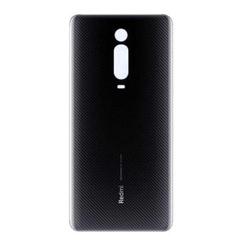 Generic Back Housing Cover for Xiaomi Redmi K20 / K20 Pro Carbon Black | Parts4Repair.com