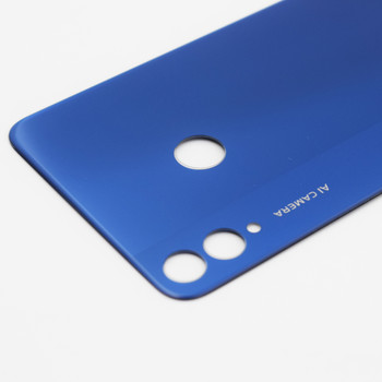 Generic Back Glass Cover for Huawei Honor 8X Blue | Parts4Repair.com