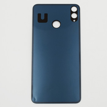 Generic Back Glass for Huawei Honor 8X Black | Parts4Repair.com