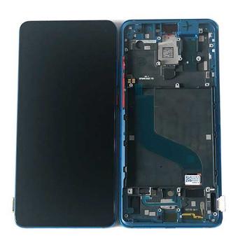 Xiaomi Redmi K20 K20 Pro Mi 9T 9T Pro LCD Screen Digitizer Assembly with Frame Blue   Parts4Repair.com