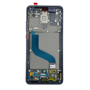Xiaomi Redmi K20 K20 Pro Mi 9T 9T Pro LCD Screen Digitizer Assembly with Frame Black | Parts4Repair.com