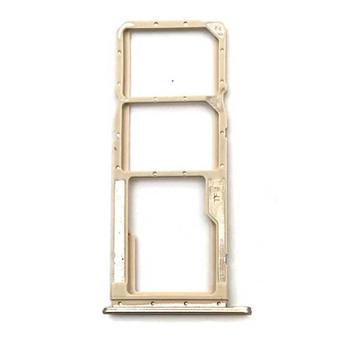 Xiaomi Redmi 7A SIM Tray Gold | Parts4Repair.com