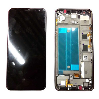 LG K40 K12+ LCD Screen Digitizer Assembly with Frame | Parts4Repair.com