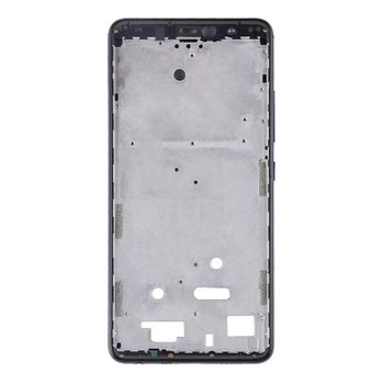 BQ Aquaris X2 Front Housing Cover Black | Parts4Repair.com