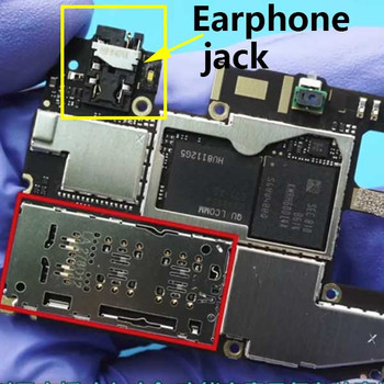 Xiaomi Redmi S2 Earphone Jack Plug | Parts4Repair.com