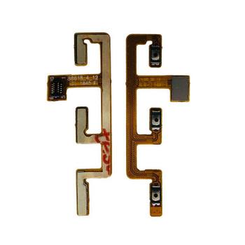 Motorola Moto G7 Power XT1955 Side Key Flex Cable | Parts4Repair.com