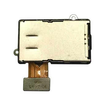 Motorola Moto G5 Plus SIM Connector Flex Cable   Parts4Repair.com