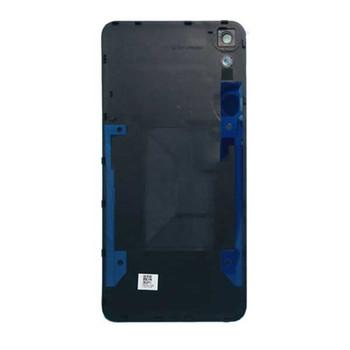 HTC Desire 10 Lifestyle Back Housing Cover Black | Parts4Repair.com