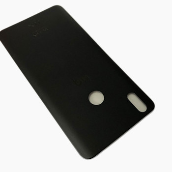 BQ Aquaris X Back Cover Black | Parts4Repair.com