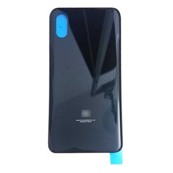 Generic Back Cover for Xiaomi Mi 8 Pro Meteorite Black | Parts4Repair.com