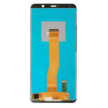 Wiko Y80 LCD Screen Digitizer Assembly Black | Parts4Repair.com