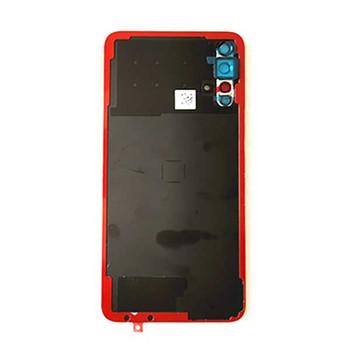 Huawei Nova 5 Nova5 Pro Back Glass with Camera Lens Orange   Parts4Repair.com