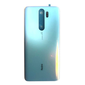 Xiaomi Redmi Note 8 Pro Back Cover with Adhesive White | Parts4Repair.com
