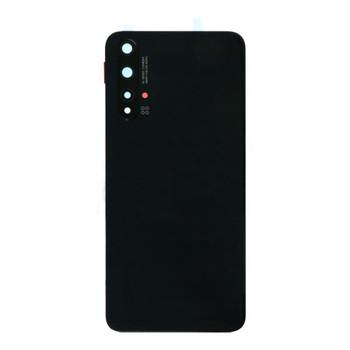 Huawei Nova 5T Back Glass with Camera Lens Black | Parts4Repair.com