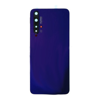 Huawei Nova 5T Back Glass with Camera Lens Blue | Parts4Repair.com