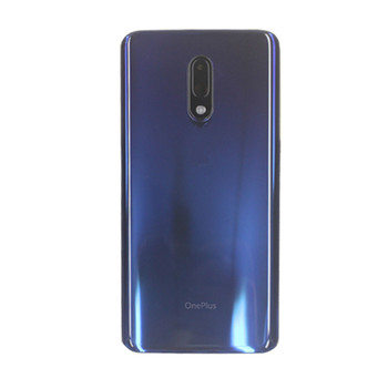 Oneplus 7 Back Glass Cover with Camera Lens Blue | Parts4repair.com