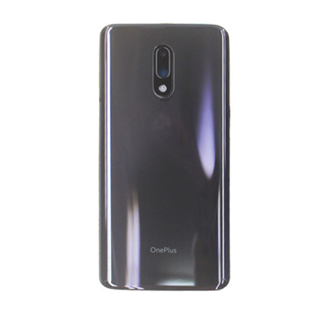 Oneplus 7 Back Glass Cover with Camera Lens Gray | Parts4repair.com