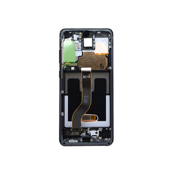 Screen Replacment with Frame for Samsung Galaxy S20 G980 Grey   Parts4Repair.com