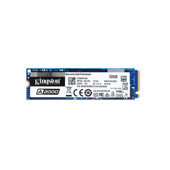 Kingston A2000 500GB SSD M.2 NVMe PCIe Solid State Drive | Parts4Repair.com